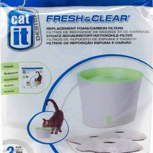Catit Drinkfonteinfilters - 3 st