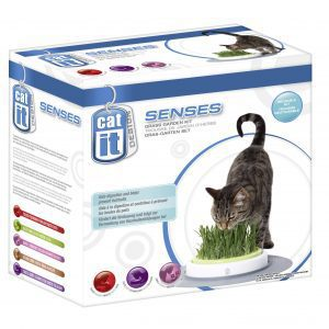 Catit Senses Grass Garden Kit per stuk
