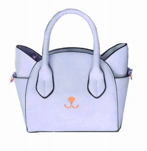 Kitty Purse Lavender Blue