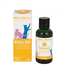 Hilton Herbs Kitty KD for Cats - 50 ml