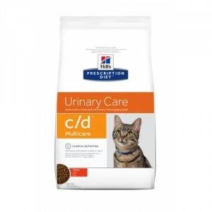 Hill's Prescription Diet C/D Multicare kattenvoer 10 kg
