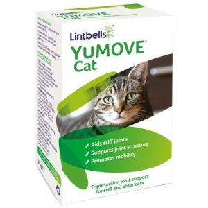 60 tabletten YuMOVE Cat Lintbells Kattenvoersupplement