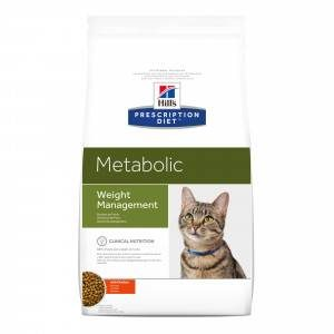 Hill's Prescription Diet Metabolic Weight Management kattenvoer 4 kg