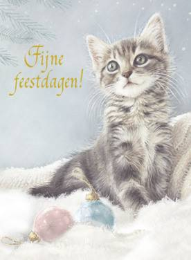 Kerstkaart | UK Greetings Kat