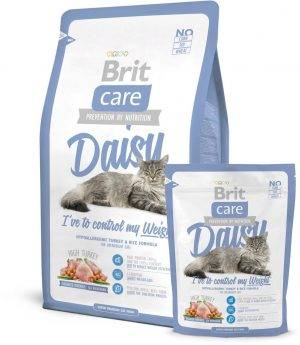 """Brit Care Cat Daisy """"I've to Control my weight"""" 7 kg"""