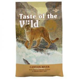 Taste of the Wild - Canyon River Feline Kattenvoer - 6,6 kg
