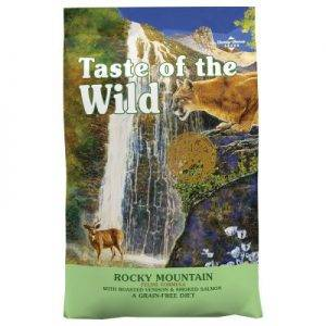 Taste of the Wild - Rocky Mountain Feline Kattenvoer - 6,6 kg