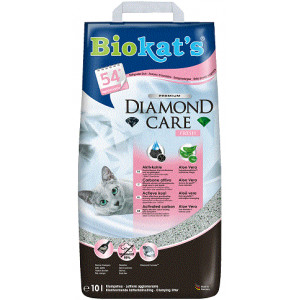 Biokat's Diamond Care Fresh kattengrit 3 x 10 liter