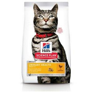 Hill's Feline Adult Urinary Health Kip - Kattenvoer - 7 kg