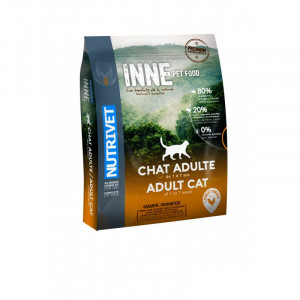 Nutrivet Inne Cat Adult Chicken kattenvoer 6 kg