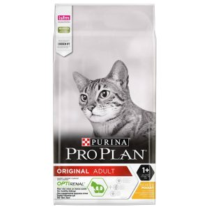 Pro Plan Cat Original Adult Kip - Kattenvoer - 10 kg