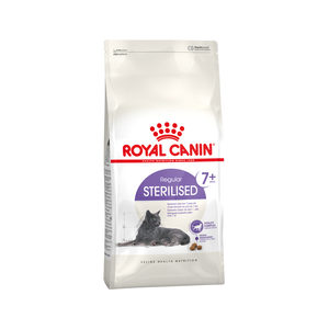 Royal Canin Sterilised 7+ - 10 kg