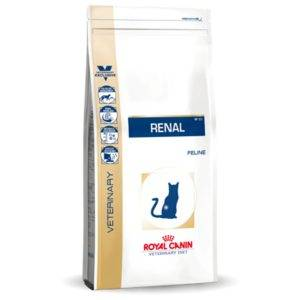 Royal Canin Veterinary Diet Renal - Kattenvoer - 4 kg