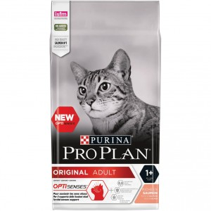 Pro Plan Original Adult Zalm Optisenses kattenvoer 10 kg