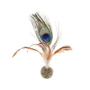 Ferribiella Peacock Feathers Ball