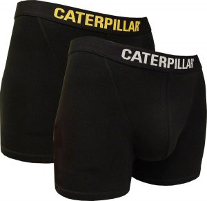 CAT Boxershorts 2 pack - Zwart - XL