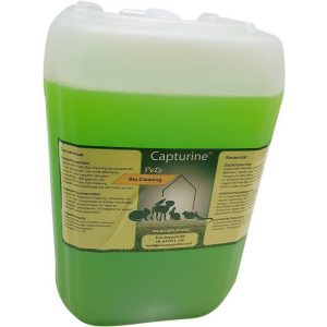 Capturine Pets Bio-Cleaning. Can 10 liter