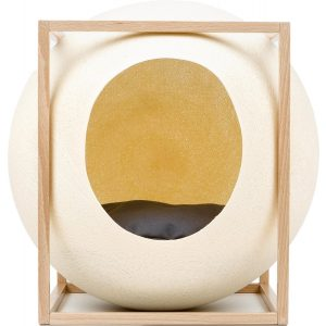The Champagne Cube Woob Edition - Meyou Parijs. Luxe Franse design kattenmand